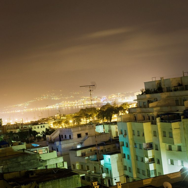 De Marokkaanse plaats Tanger. Beeld Hollandse Hoogte / Laif - special Fee