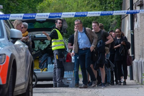 Zo'n 80 reizigers werden geëvacueerd uit de trein na een ongeval in Kwatrecht. De NMBS deelde water uit.
