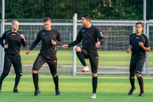 Eerste training De Bataven seizoen 2019 - 2020.