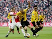 NAC versus De Graafschap: minder punten, zwaarder programma én nu ook een slechter doelsaldo