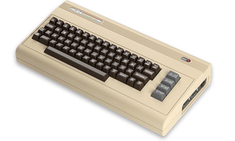 De Commodore 64 Mini laat oude tijden herleven | De Volkskrant