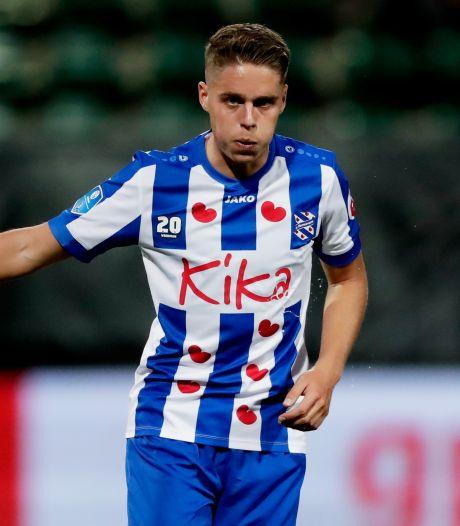 Joey Veerman in belangstelling van Club Brugge