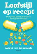 Cover boek Leefstijl op recept van Jacqui van Kemenade.