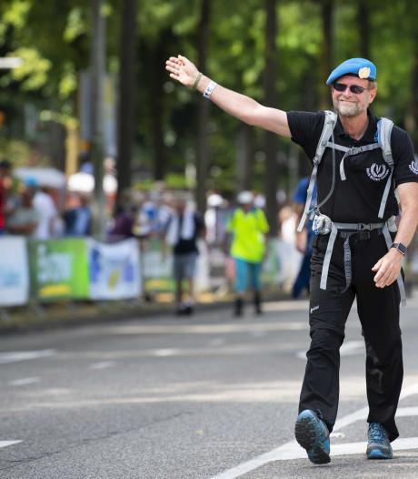 LIVE | Steeds meer wandelaars binnen bij Nijmeegse Vierdaagse