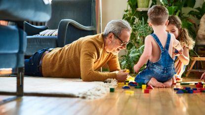 Mogen kleinkinderen opa en oma nu zien? Twijfels bij experts