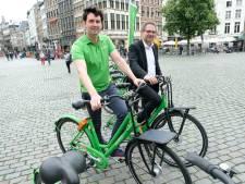 Zorgverleners kunnen in Antwerpen gratis gebruikmaken van deelmobiliteit