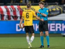 NAC-captain Verschueren baalt: 'Meeste balbezit, meeste kansen, maar we maken ze niet'