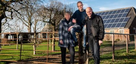 Boer Marskamp uit Wilsum ziet weer even toekomst na 'natuursoap'