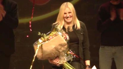 Amelie Albrecht is de winnaar van 'Humo's Comedy Cup' 2019