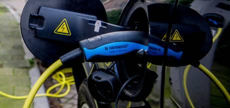 Elk jaar meer oplaadpunten voor elektrische auto's