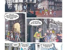 De Dwaalgids van Utrecht: Stripboek over monumentale panden in de Domstad