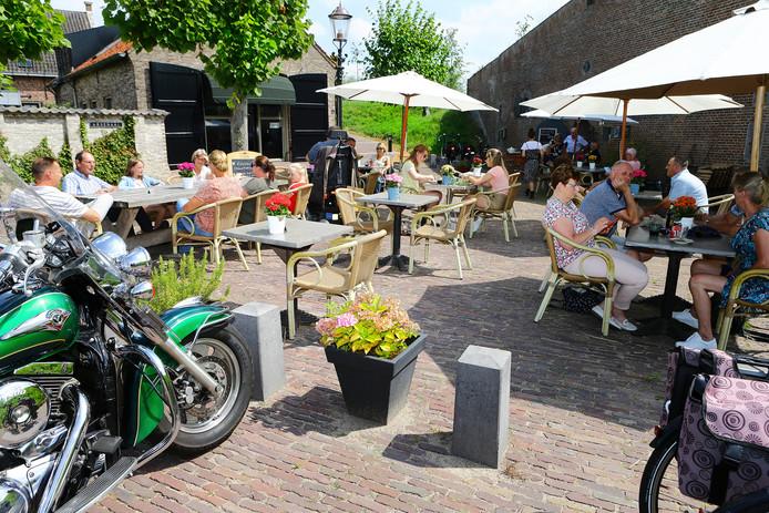 Brasserie Zus trekt inmiddels veel vaste gasten.