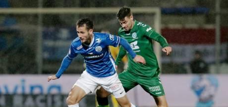 FC Den Bosch poetst 0-2-achterstand weg tegen De Graafschap