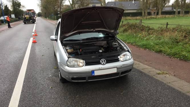 Twee inzittenden aangehouden na wilde achtervolging tussen De Panne en Oostduinkerke: auto bleek die nacht nog gestolen