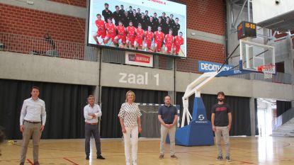 """Kortrijk investeert in grootste indoorscherm van België in topsporthal Lange Munte: """"Meer beleving, met ook kiss-cam"""""""