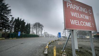 Parking aan de Heizel moet auto's uit het stadscentrum weren
