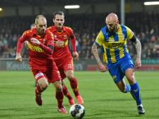 Go Ahead Eagles en TOP Oss in Brabants evenwicht