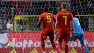 VIDEO. De drie goals van onze Rode Duivels tegen Kazachstan