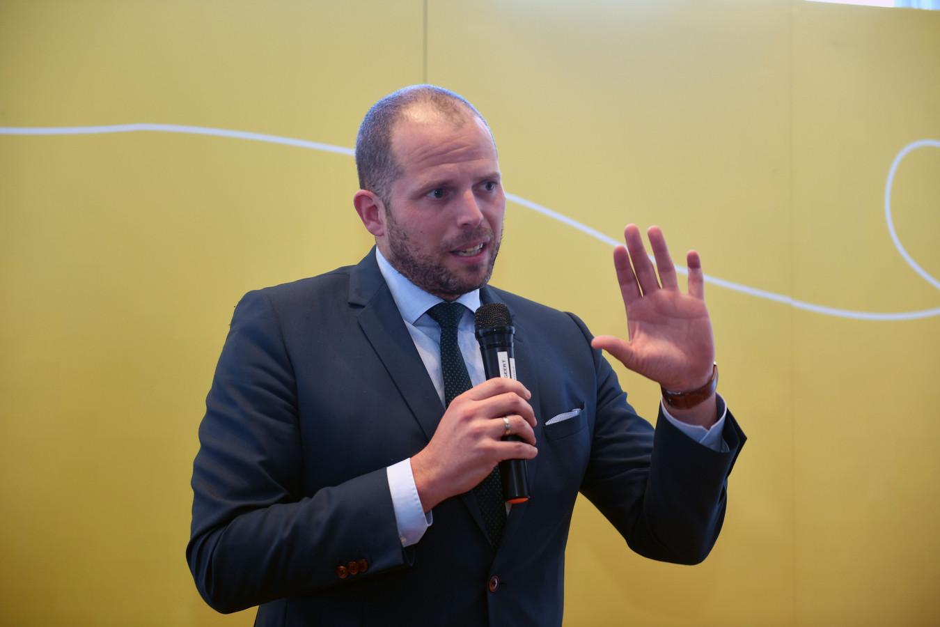 Gewezen staatssecretaris voor Asiel en Migratie Theo Francken.