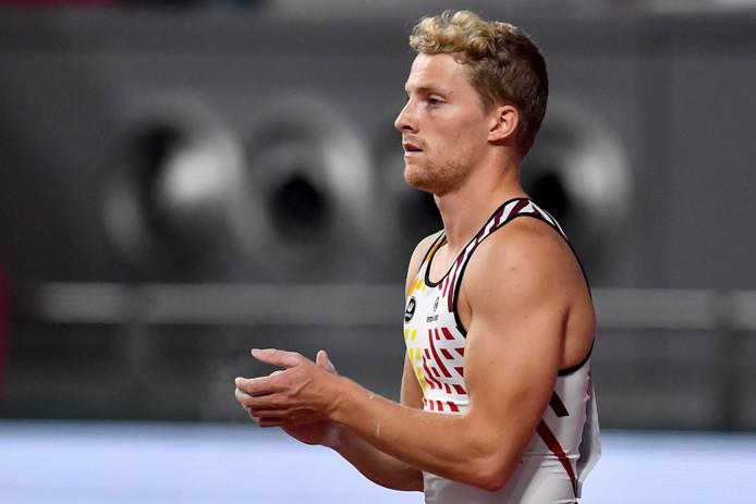 En toute grande forme, le recordman de Belgique du saut à la perche, Ben Broeders attendra 2021 pour découvrir les Jeux Olympiques.