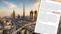 Vacature in Dubai: weinig ervaring vereist, maandloon van 18.000 euro
