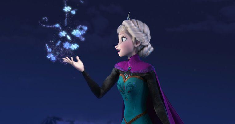 Op 2: Frozen. Beeld ap