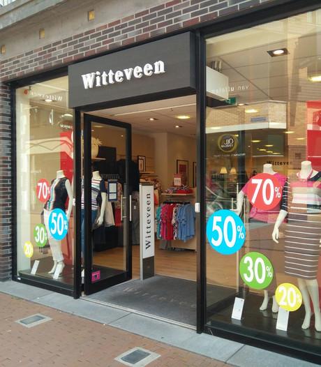 Winkels Witteveen in Doetinchem en Nijmegen voorlopig nog open