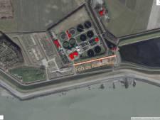 De Fort de Ruyterweg is ingekort en komt niet meer tot aan het fort