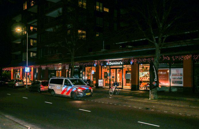 Domino's in Hendrik-Ido-Ambacht.
