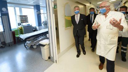 """Het 'nieuwe' ziekenhuis ná coronacrisis: """"Niet overbodig om nu al na te denken over extra capaciteit bij uitbraak nieuw virus"""""""
