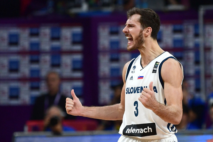 Goran Dragic als international.