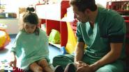 Jong meisje in Brandwondencentrum doet haar verhaal in 'Axel gaat binnen'