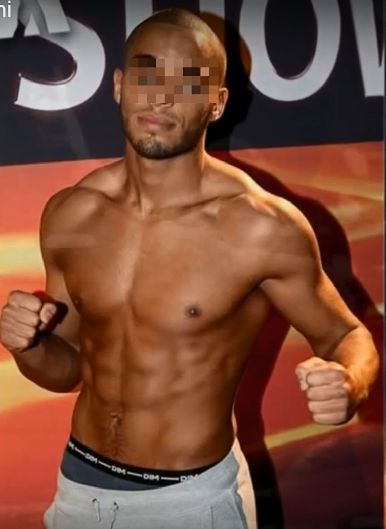 Kickbokser Morad S. werd in 2013 nog Europees kampioen