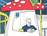 Iedere dag een tekening over de Tilburgse kermis