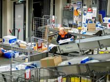 2 miljoen pakketjes zorgen voor gekkenhuis bij PostNL in Ridderkerk