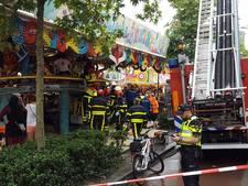 Jongetje (3) zwaargewond na ongeluk in attractie op Tilburgse kermis