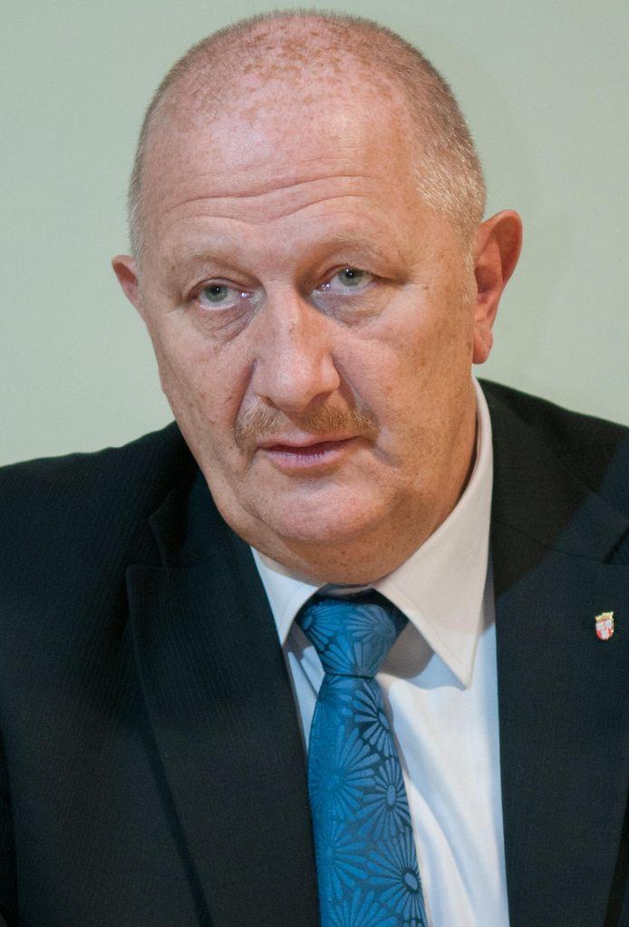 Karel Hubau.