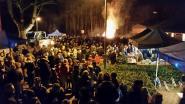 Chiro Sint-Job steunt andere Chiro's met kerstboomverbranding