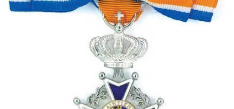 Koninklijke onderscheiding voor Peter Lurings uit Tilburg