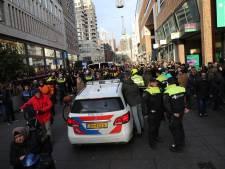 Groepen jongeren zorgen voor overlast in Grote Marktstraat: Meerdere aanhoudingen
