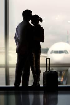 De liefde van je leven vind je in… het vliegtuig