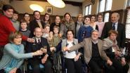 Maurits viert 100ste verjaardag in gemeentehuis