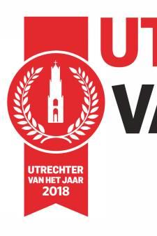 Wie wordt de Utrechter van het Jaar 2018? Stem mee!