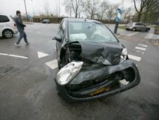 Vrouw gewond bij aanrijding met bestelbusje in Doesburg