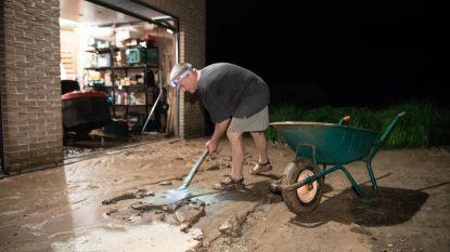 Onweders blijven watersnood veroorzaken