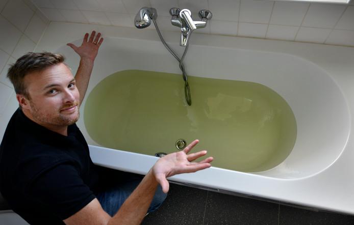 Het bad van Jasper Runneboom