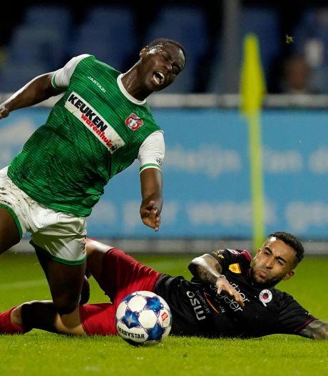 FC Dordrecht-spelers Aktas en Muringen ontbreken tijdens duel tegen Roda JC
