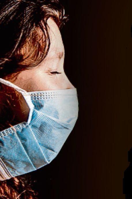 Jeuk, pukkeltjes en schimmelinfecties door mondkapjes: 'Mascné bestaat echt'