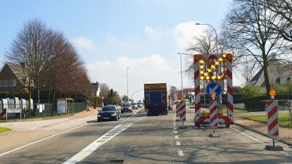 Werken aan N9 in Zellik: verkeershinder verwacht tot en met 26 maart