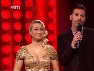 Niet de finalisten, wél het decolleté van An Lemmens gaat met alle aandacht lopen in 'The Voice'